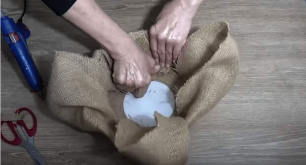 Интересная и полезная идея практичного использования коробки от торта