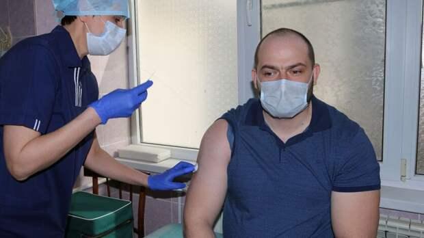 Власти Ростовской области рассказали овведении обязательной вакцинации отCOVID-19