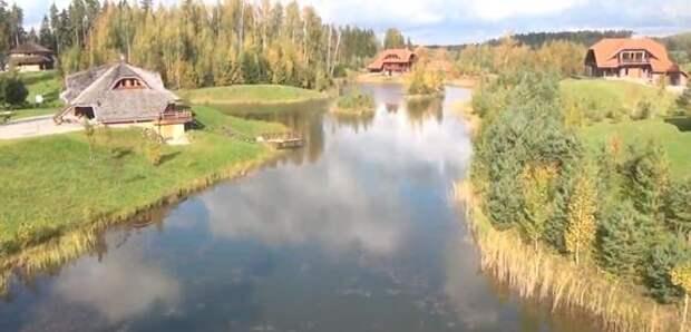 Российские звезды шоу-бизнеса облюбовали латвийские «земли»
