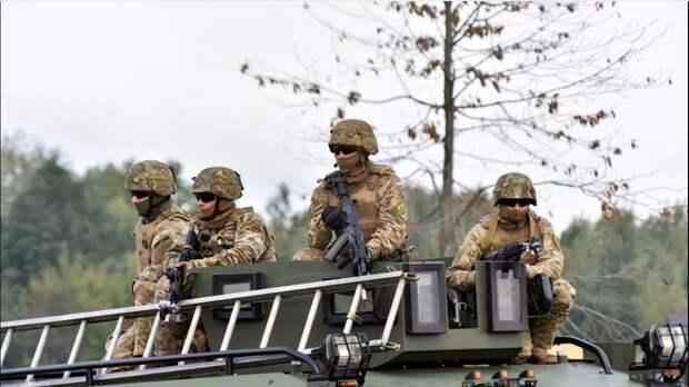 На Украине появится новый вид национальных войск