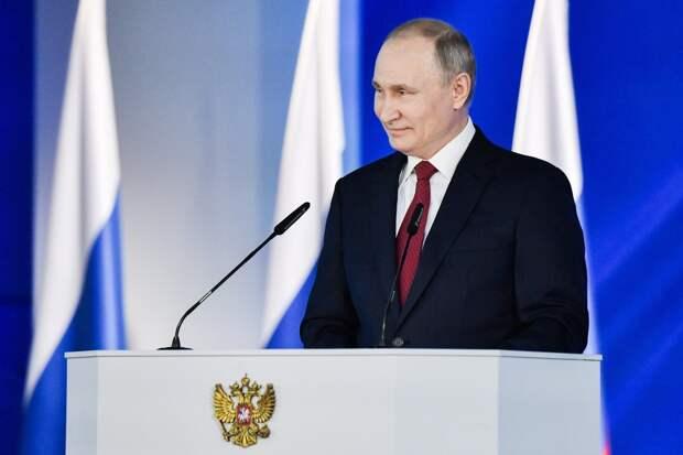 Послание Путина вызвало неожиданную реакцию в США: «пришло время России»