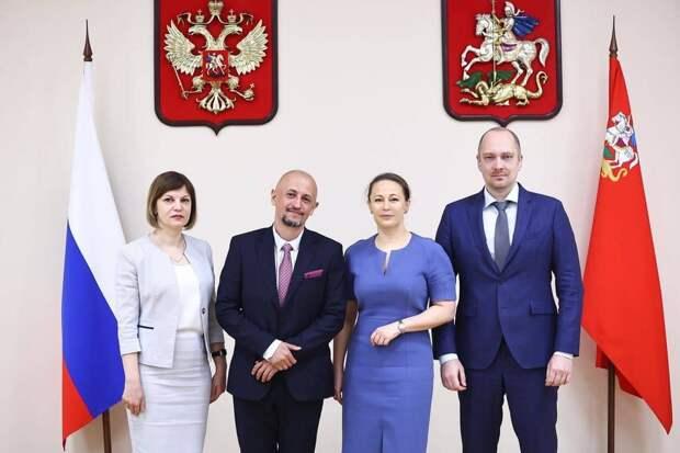 Подмосковье разовьет экономическое сотрудничество с Приднестровьем