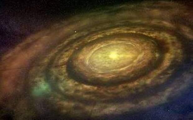 Планеты, скорее всего, образовались из одного диска