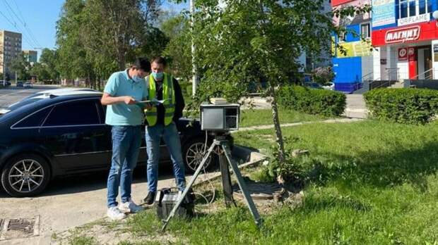 ВРостовской области уточнили список мест, где стоят переносные дорожные камеры
