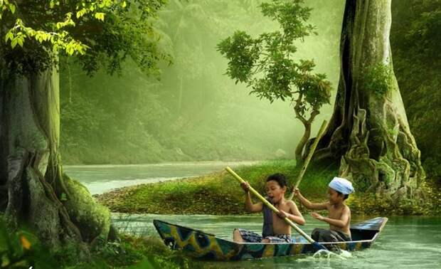 Волшебная Индонезия: рай на островах