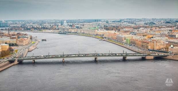 Литейный мост ремонтируют с опережением графика. Третий этап ограничений начнется и закончится раньше