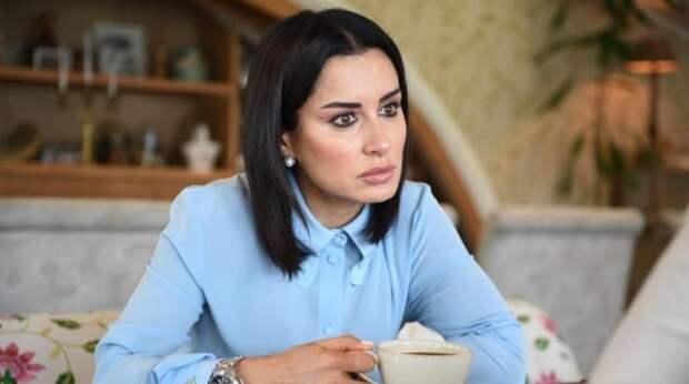 """Канделаки поставила на место телеведущего за слова о """"двойном стыде"""" за Россию перед Грузией"""