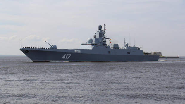 Капитан Дандыкин: ВМФ РФ готов к решительному прорыву в Мировой океан