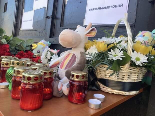 Путин поручил наградить сотрудников школы в Казани за героизм во время стрельбы