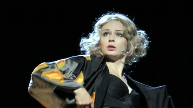 Актриса Юлия Пересильд полетит в составе команды для съемок фильма на МКС