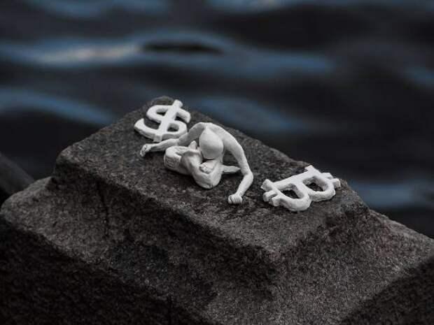 Стоимость биткоина обвалилась после заявлений из Китая