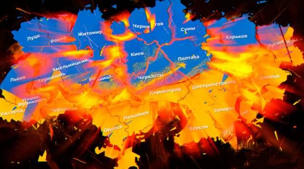 Илларионов допустил раздел Украины по сценарию 1938 года