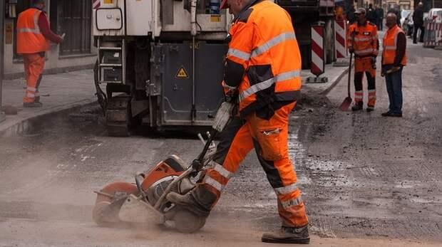 Дороги Керчи отремонтируют за 370 млн рублей