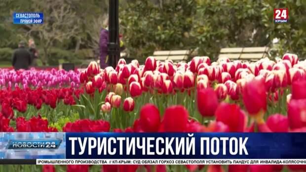 Закрытая Турция – открытый Крым и Севастополь? Сколько туристов ждут в городе-герое на майские праздники?