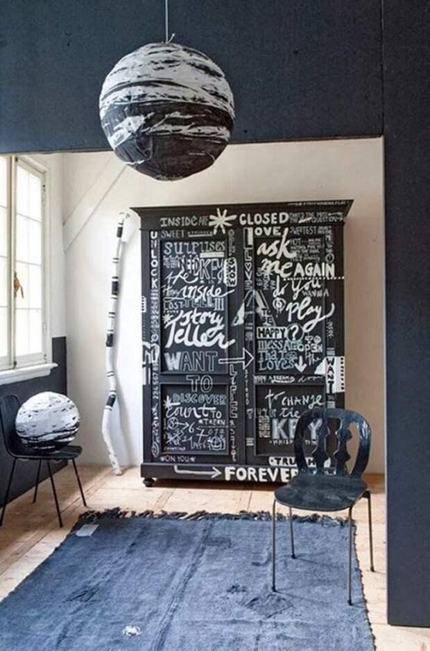 Мебель с сумасшедшинкой (подборка)