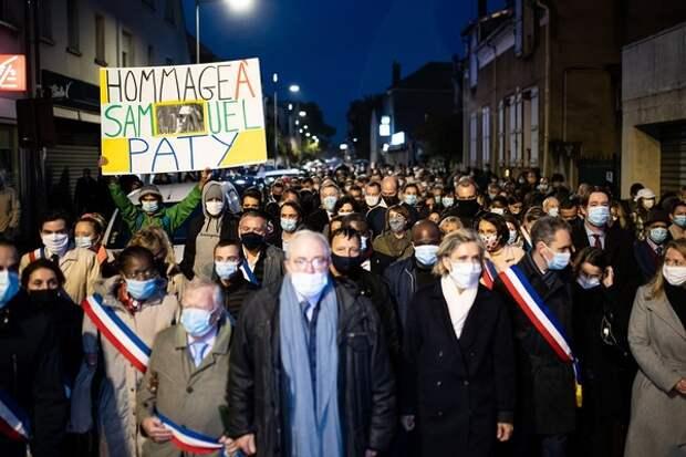 Франция намерена выслать радикальных исламистов приехавших из России на родину