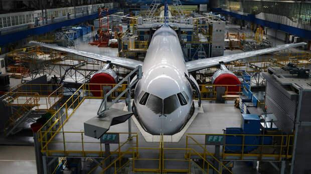 «Ростех» хочет наладить экспорт авиатехники с помощью Межгосударственного авиакомитета