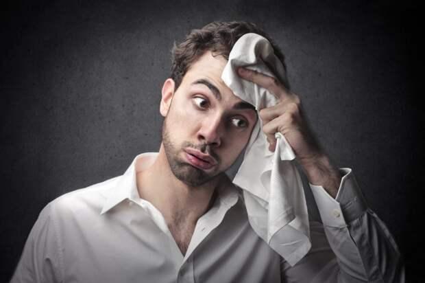 Как бороться с излишней потливостью? Полезные советы