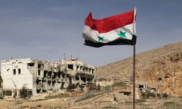 На востоке Сирии несколько солдат САА подорвались на мине