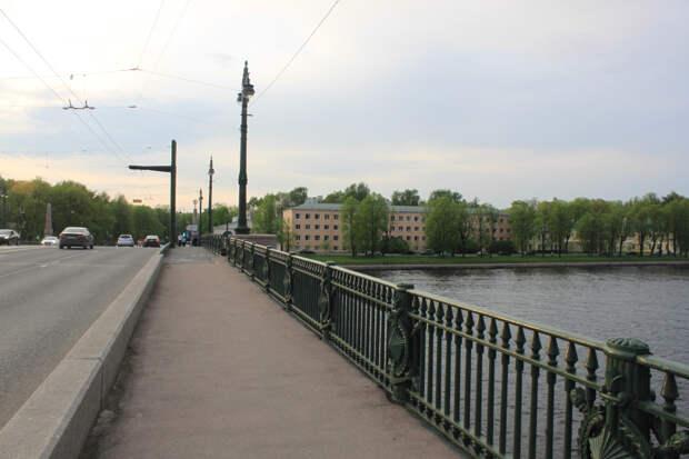 Красоты вечернего весеннего Петербурга