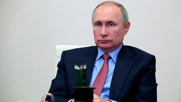 Путин назвал продление СНВ-3 проявлением профессионализма Байдена