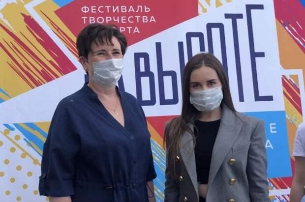 Телеведущая Юлия Михалкова поддержала правозащитницу Светлану Разворотневу
