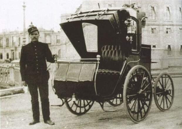 Электромобиль изобретения, россия