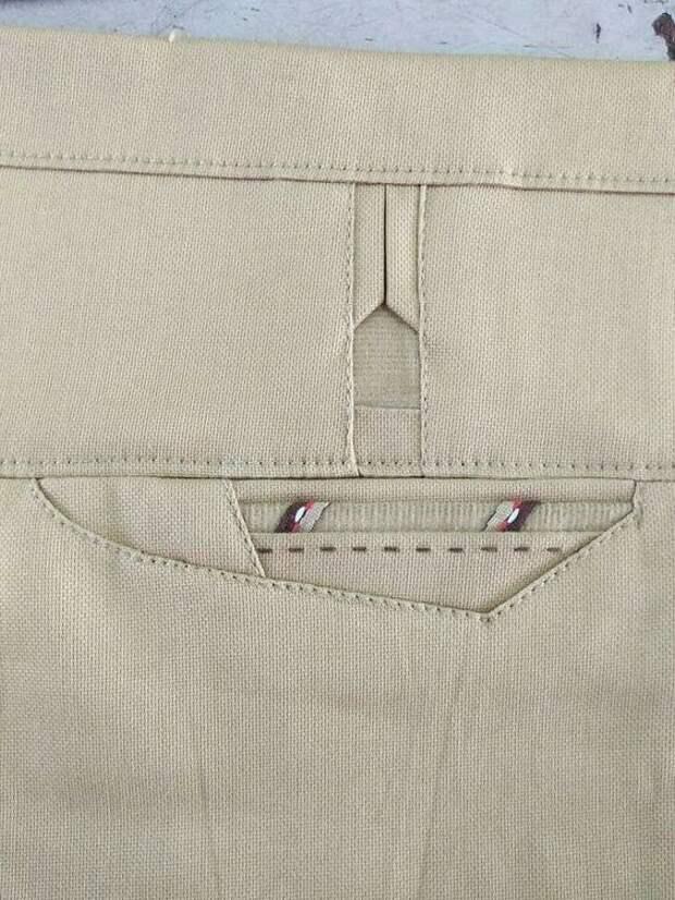 как шить мужские брюки