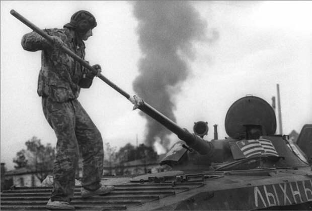 Борец за независимость Абхазии СССР, прошлое, фото