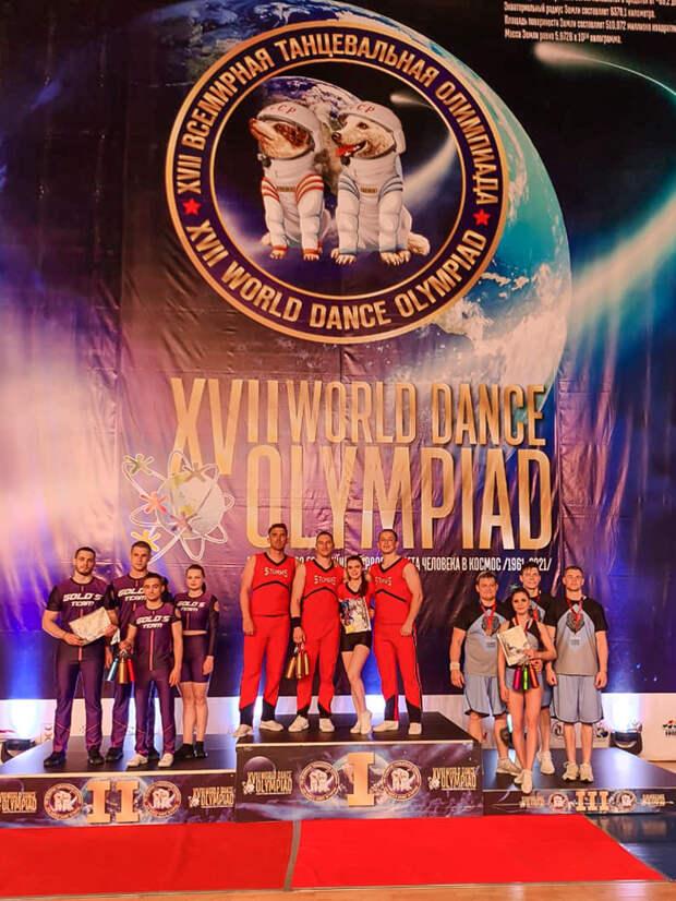 Команда КФУ по чир-спорту — чемпион всероссийских соревнований