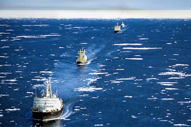 СМП лучше Суэцкого канала, заявил глава Арктического совета