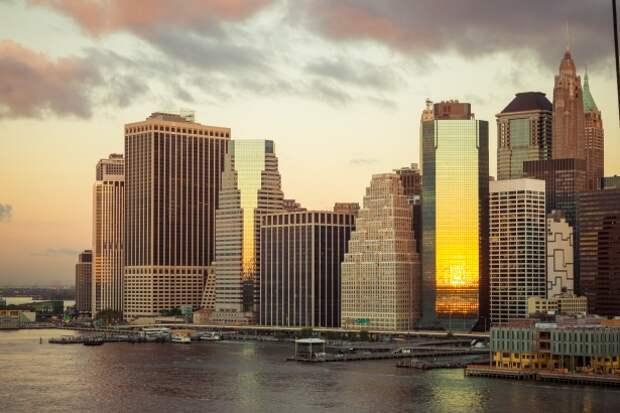 Нью-Йорк может остаться без стеклянных небоскребов