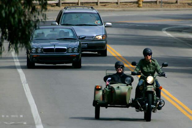 Отечественные автомобили, популярные за рубежом
