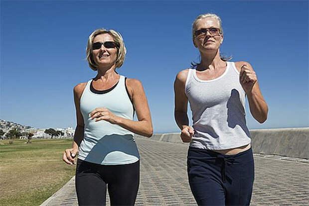 Как похудеть после 40?