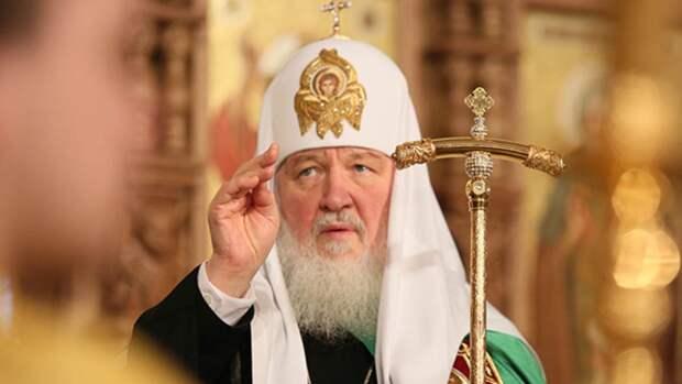 Патриарх Кирилл выразил надежду на укрепление государственно-церковного сотрудничества
