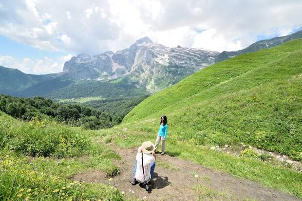 На Армянском перевале