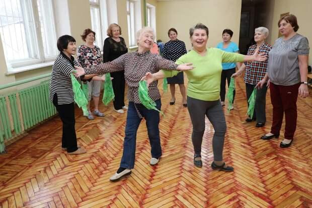 Как продлить активный образ жизни пожилого человека: советы гериатра