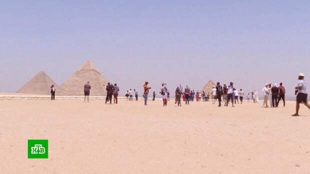 Чартеры в Египет запустят в ближайшее время
