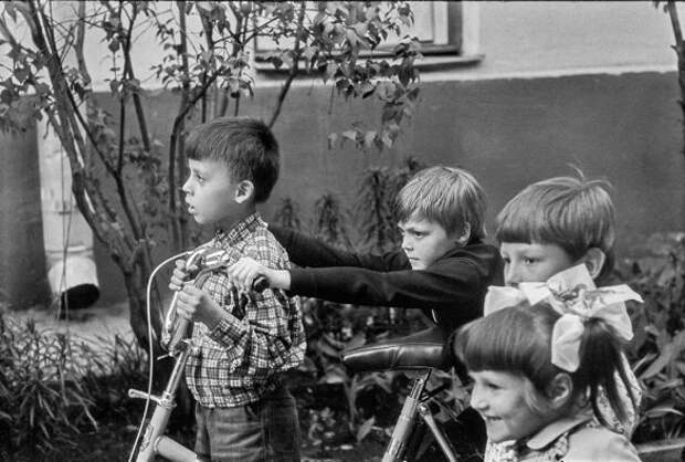 Борьба с халявщиками в детстве