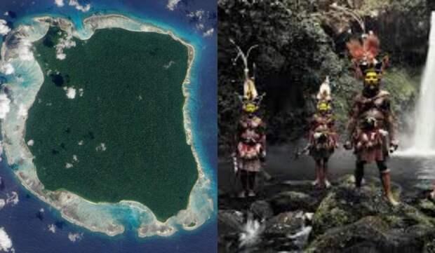 Остров, где живут одни дикари. Что происходит в зарослях Северного Сентинела