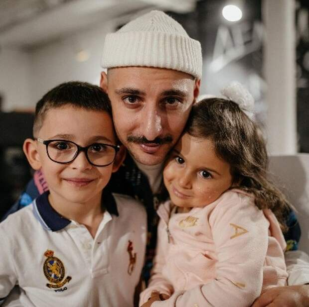 Рэпер Леван Горозия станет отцом в третий раз