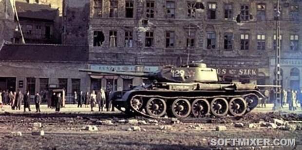 Венгерские события 1956 года