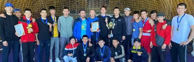 Мангистауская сборная стала лучшей в турнире «Стенка на стенку»