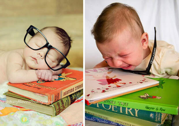 Вундеркинд: ожидание и... дети, фото, юмор