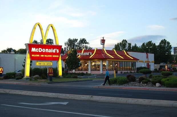 Ресторан McDonald's во Флориде платит $50 тем, кто придет на собеседование
