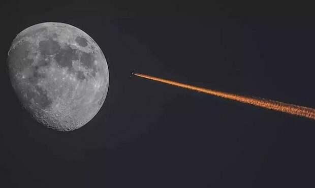Теорию формирования Луны решили пересмотреть