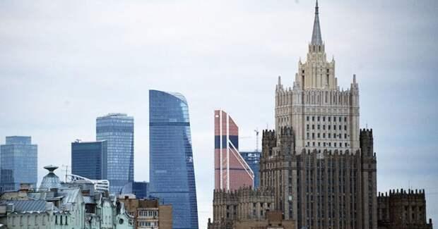 МИД: Стабилизация отношений РФ и США после новых санкций отдаляется