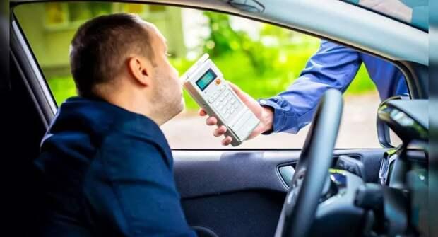 Ошибки при «продувке» на алкоголь, из-за которых водитель может лишиться прав