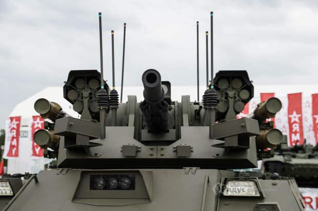 «Уралвагонзавод» пообещал снизить цену на танк «Армата»