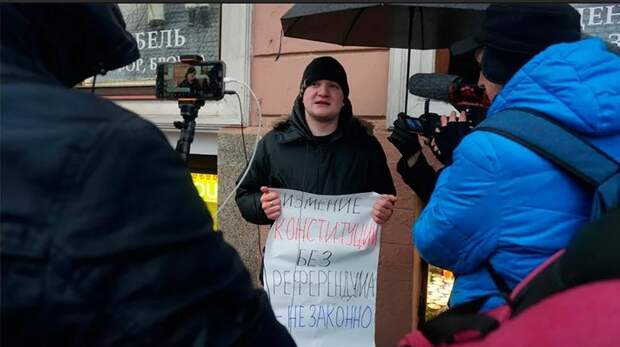 Ходорковский облажался со своим проектом «Скажи Конституции Нет»